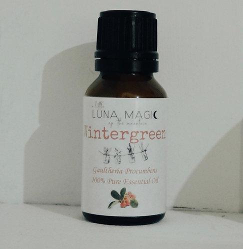 Wintergreen Pure Essential Oil 15ml