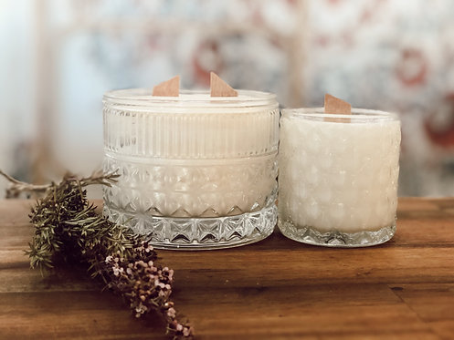 Soy Wax Candles - Large/Small
