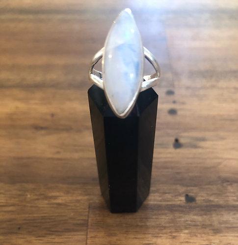 Moonstone Ring 6 (L)