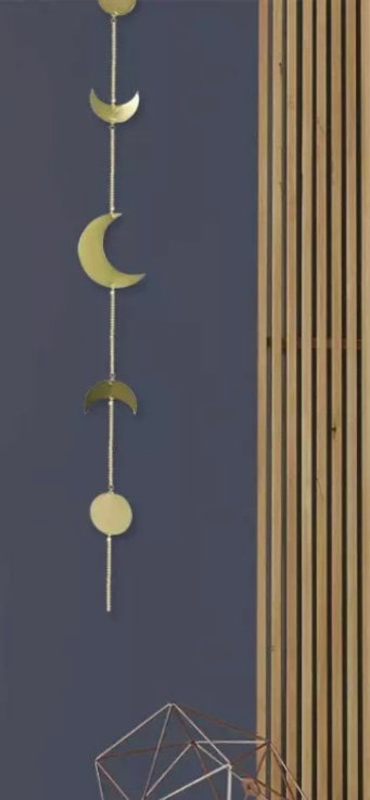 Moon Phase Garland Chains