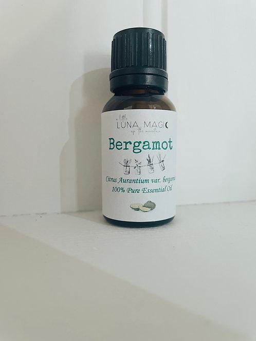 Bergamot Pure Essential Oil 15ml