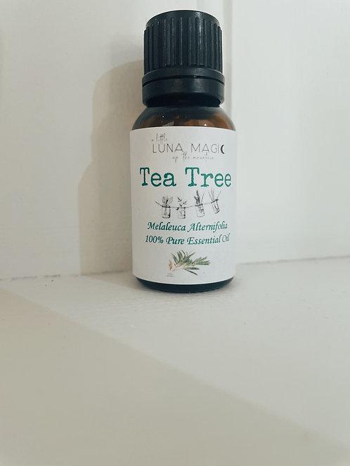 Tea Tree Pure Essential Oil 15ml
