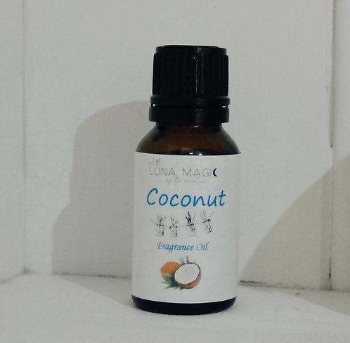 Coconut Fragrance Oil 15ml