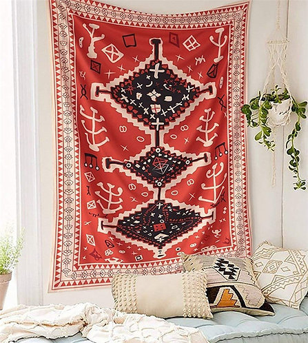 Moroccan Wall Tapestry