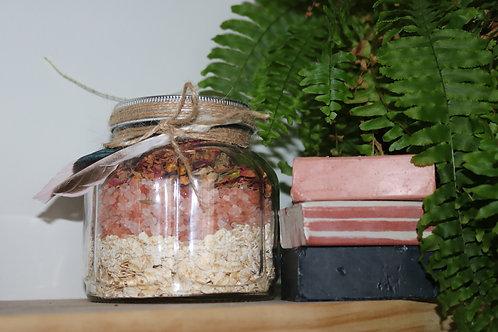 Bath Soak Jars 700ml