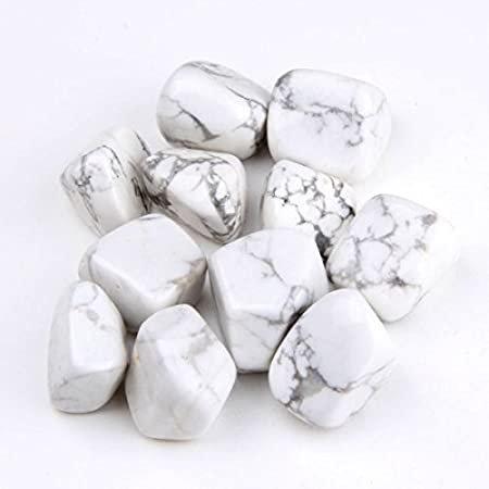 White Howlite Tumble Stone