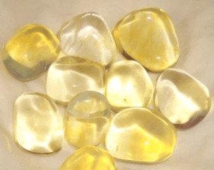 Yellow Obsidian Tumble