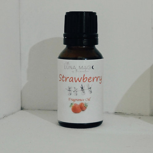 Strawberry Fragrance Oil 15ml