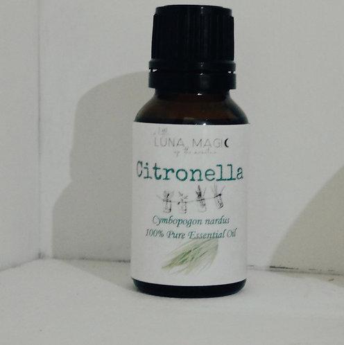 Citronella Pure Essential Oil 15ml