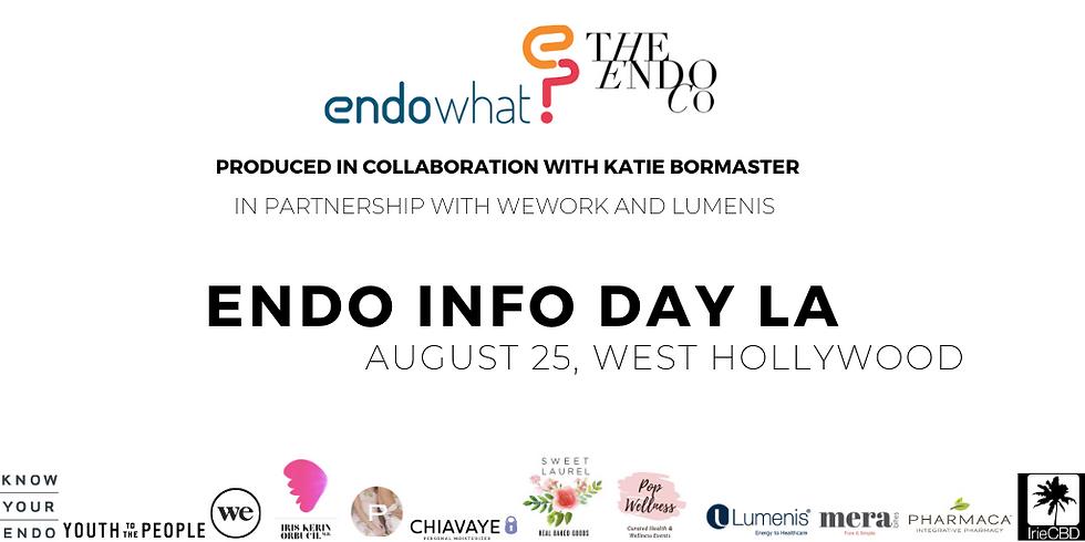 Endo Info Day Los Angeles