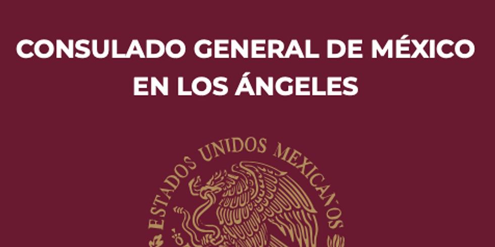 Consulate Of Mexico LA Health Fair