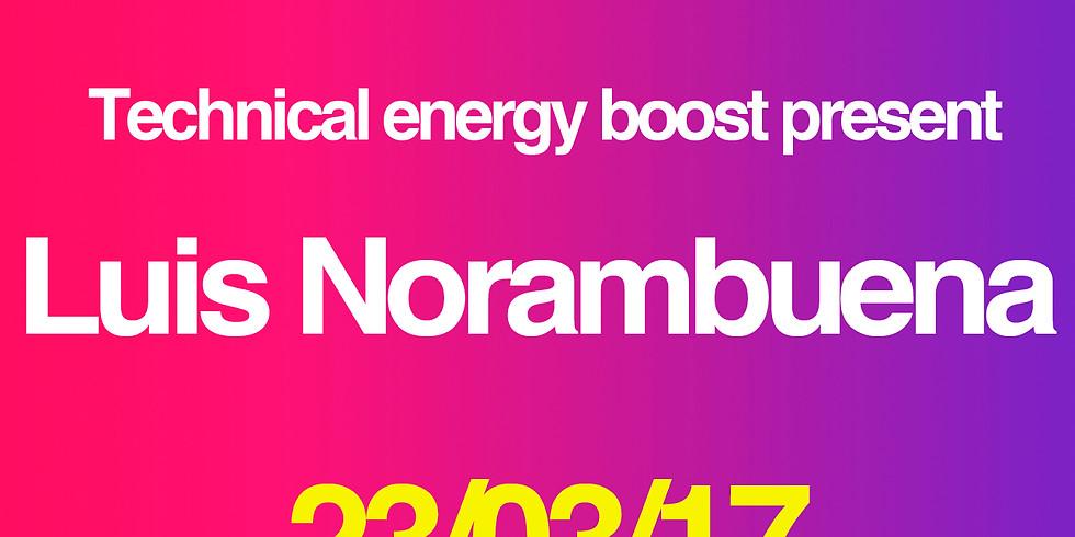 ENERGY BOOST FT LUIS NORAMBUENA