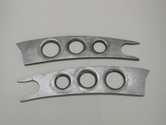 Belled Hole Frame Horn Covers