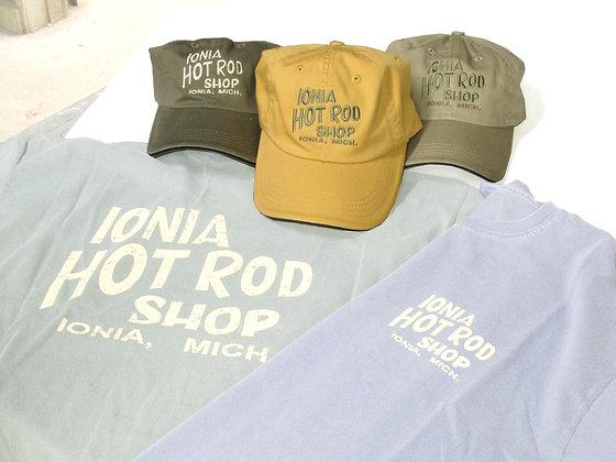 Ionia Hot Rod Shop Hats