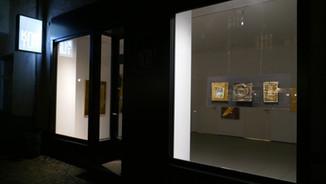 "Ausstellung ""Gold Paintings"" 2019"
