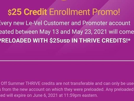 Thrive with Mandy