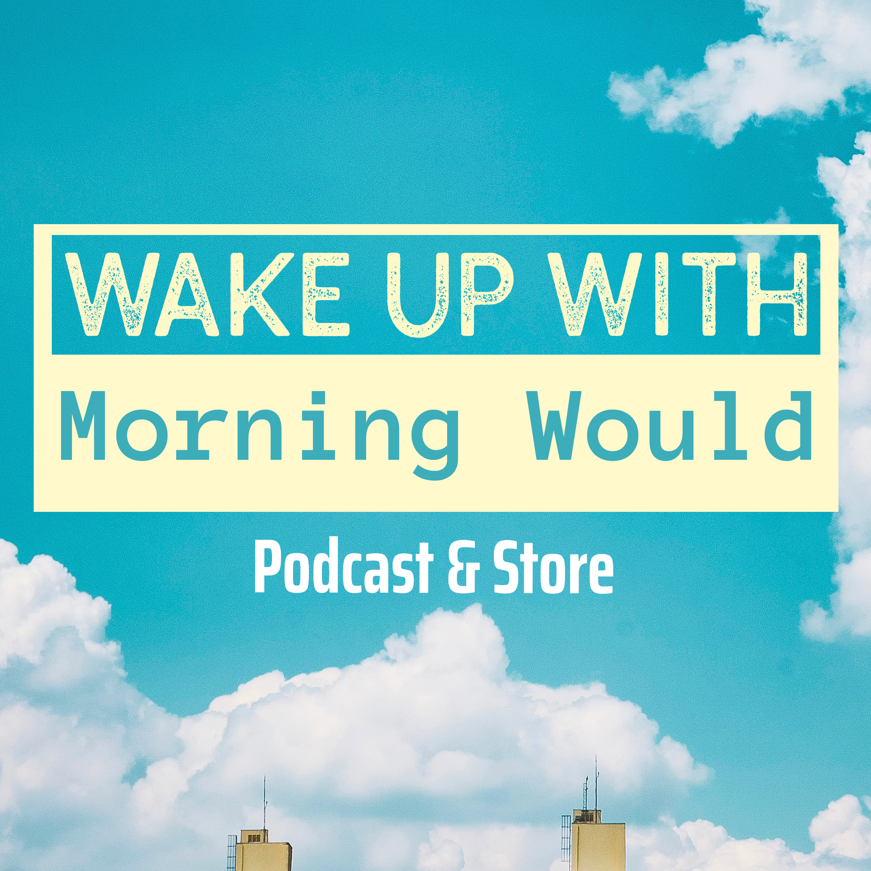 early-morning-podcast-cover-maker-with-a