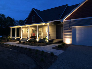 The Added Benefits of Landscape Lighting
