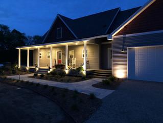 The Added Benefits of Landscape Lighting