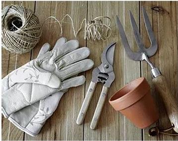 Picture of gardening equipment