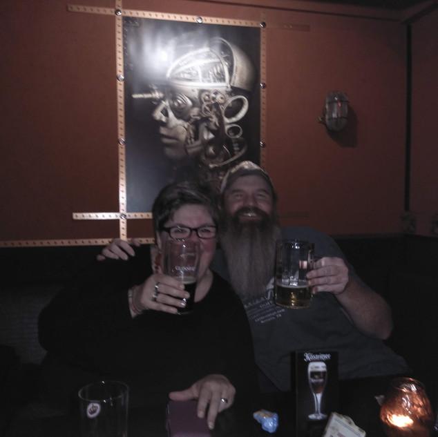 Leni Cuss on tour Germany