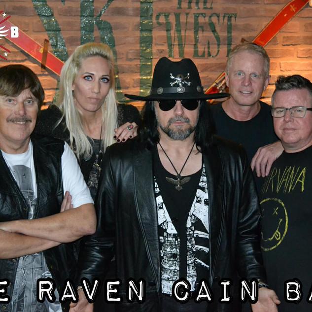 Kevin Ravenhawk Cain