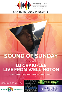 The Sounds Of Sunday LIVE