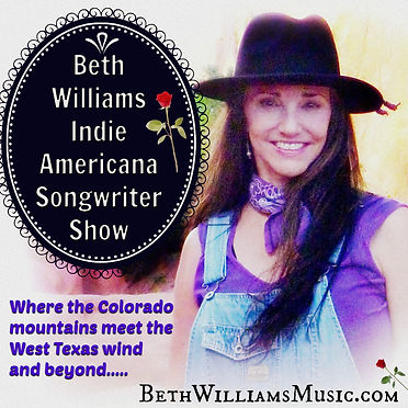 Indie Americana Songwriters Show