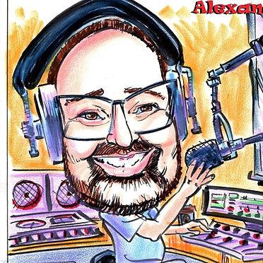 Bill Alexander LIVE OnLine