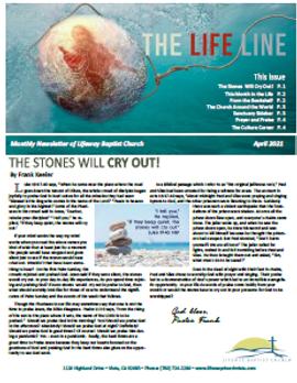 The Life Line - April 2021