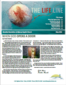 The Life Line - May 2021