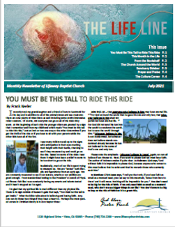 The Life Line - July 2021