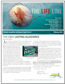 The Life Line - February 2021