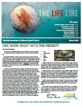The Life Line - March 2021