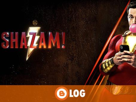 Libera Tu Mayor Poder: Shazam!
