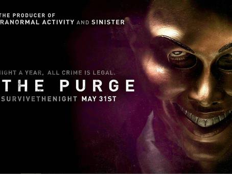 La Involución De La Sociedad: The Purge