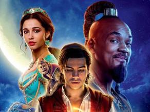 Elige ser tú mismo(a): Aladdin