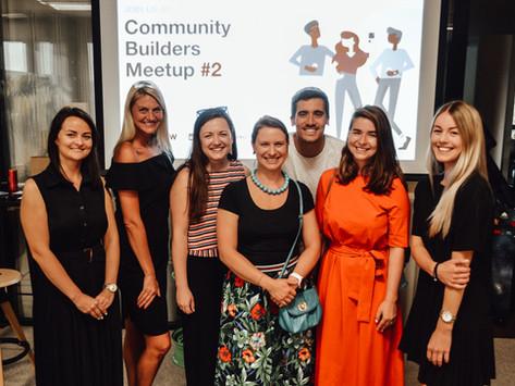 HubHub Prague about their community