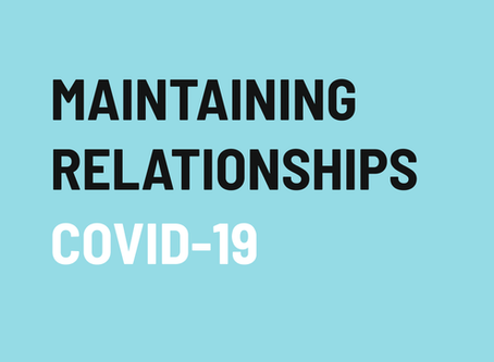 Maintaining tenant relationships in the time of COVID-19