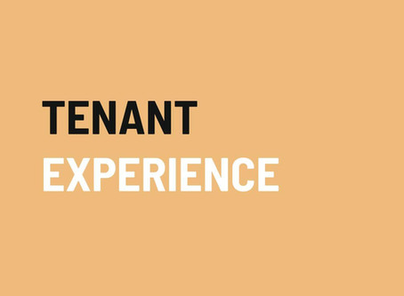 What is Tenant Experience?
