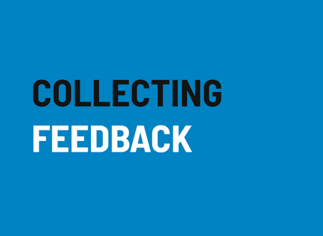 How to collect feedback from your community in space?