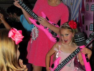 The Only way is Barbie Stage One Party