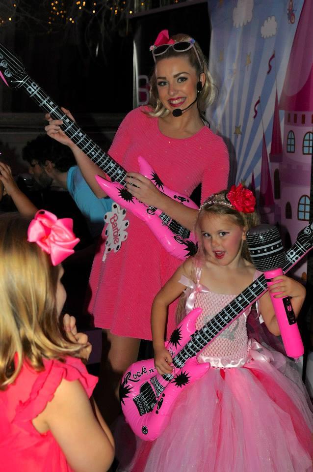Children's Barbie Party