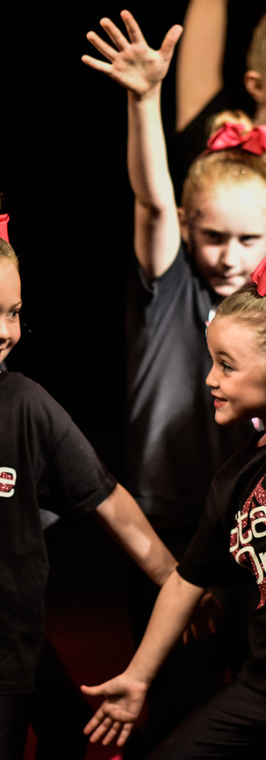 Stage One Showcase Group Dance