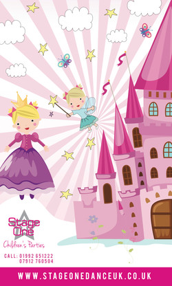 Stage One Princess banner