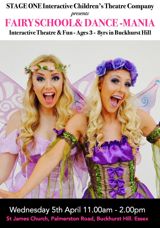 Easter Fairy School & Dance-Mania