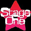 Stage One Logo - Orange Pink Gradient.pn