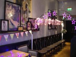 Princess Party decorations