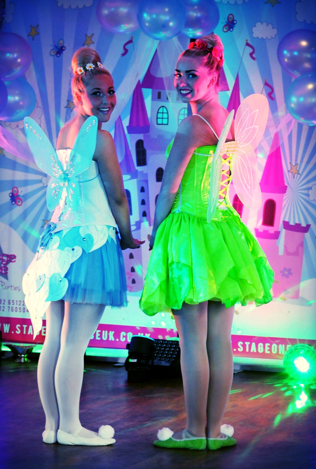 Stage One Fairies