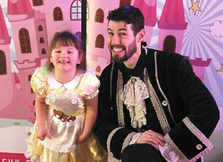 Children's Parties - Prince Charming